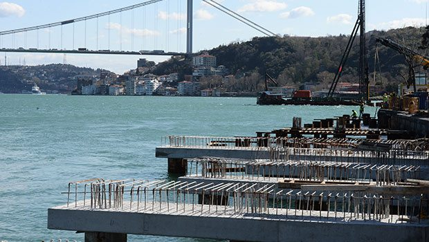 İstanbul'da rant kavgası 'Boğaz'ımıza dayandı!
