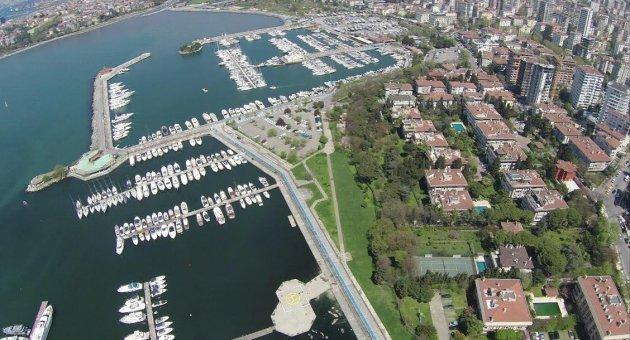 Fenerbahçe-Kalamış sahiline otel planı onaylandı