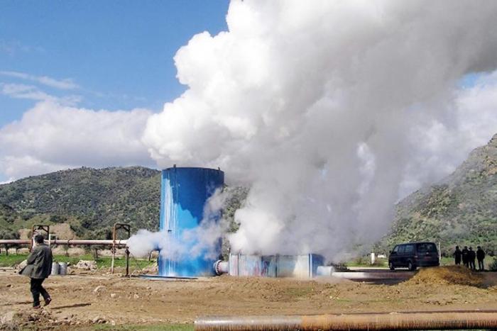 Jeotermal santraller zehir saçıyor