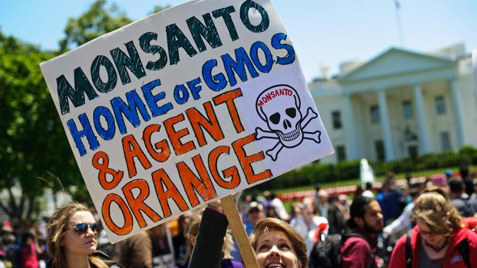 Kanser üreten Monsanto'yu durdurmak için 1 milyon imza