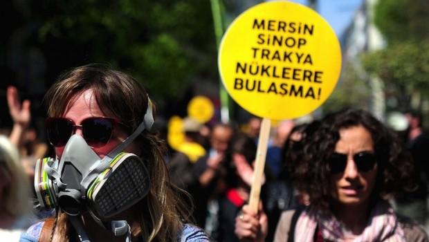 Çernobil'in 29'uncu yıldönümünde nükleere isyan: İnandıramayacaklar!