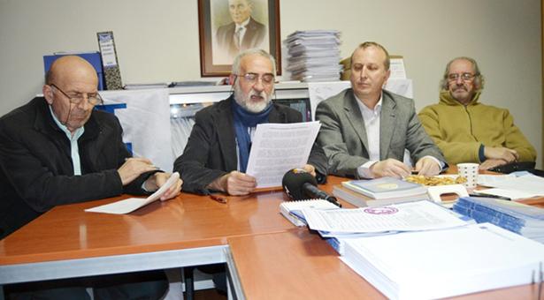 """Trakya Platformu: """"Termik santraller Trakya'yı öldürür"""""""