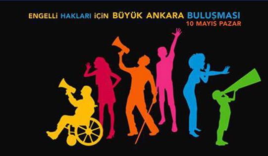 Engelli Hakları için Büyük Ankara Buluşması