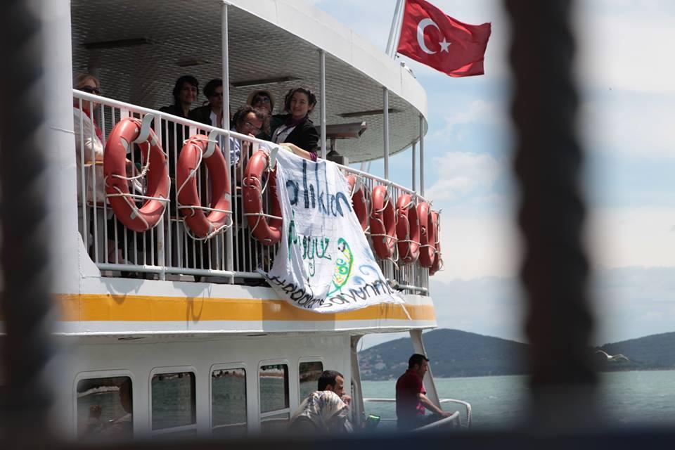 MESA, TOBB, AKP Yassıada'dan Elini Çek, Bırak Issız Kalsın!