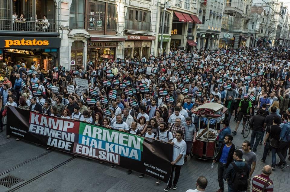 Kamp Armen'in Tapusu Hala İade Edilmedi