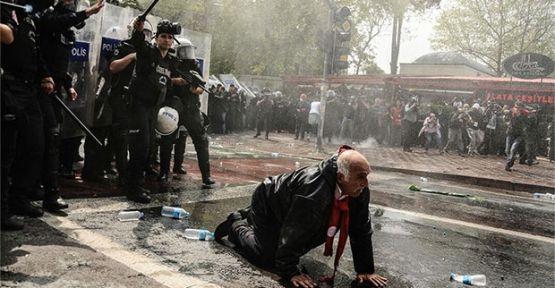 1 Mayıs Gözaltıları Serbest Bırakılsın! 4 Mayıs Pazartesi Çağlayan Adliyesi'ndeyiz!