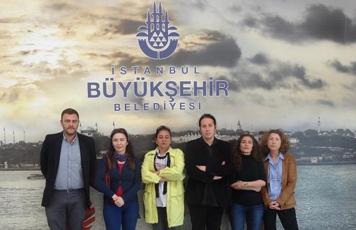 Hayvan Hakları Savunucuları İBB ile Barınakları Konuştu