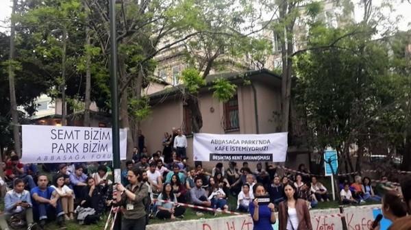 Abbasağa'ya kafe projesinden 'şimdilik' vazgeçildi, CHP'li Erdoğdu özür diledi