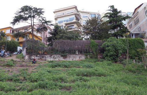 Roma Parkında Bostan Çağrısı