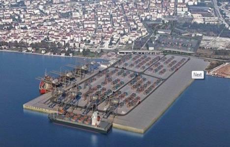 Kocaeli'nden yaşam savunucuları: Dubai Port'a kilit vuracağız!