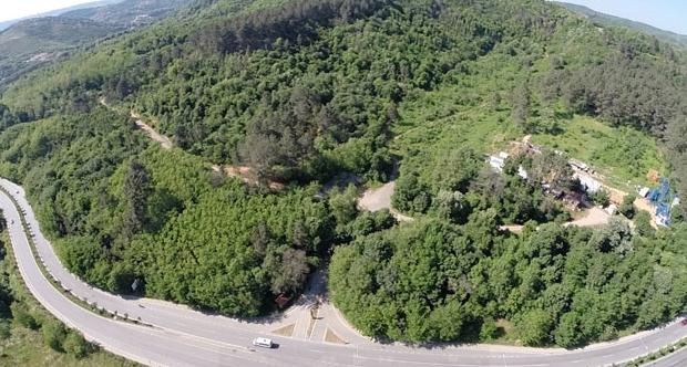 İşte Beykoz'da imara açılacak orman arazisi