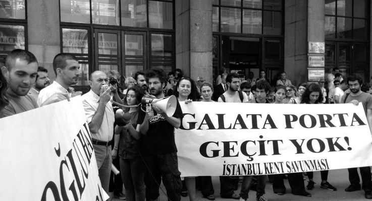 Galataport'a bilirkişi dersi: Kıyı tamamen kapatılıyor, kamu yararı yok