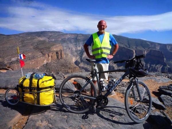 Bisikletiyle 40 ülke dolaşan Fransız gezgin, Marmaris'teki kazada hayatını kaybetti