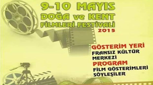 İzmir'de Doğa ve Kent Filmleri Festivali