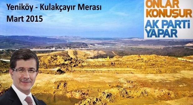 AKP'nin ağaca, yeşilliğe ilişkin seçim reklamı ve ikiyüzlülük