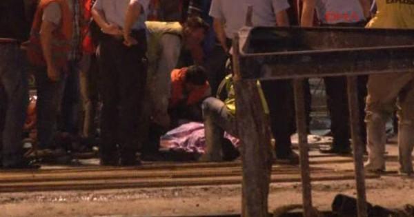 Beşiktaş-Mecidiyeköy metrosunun temeli bir iş cinayetiyle atıldı