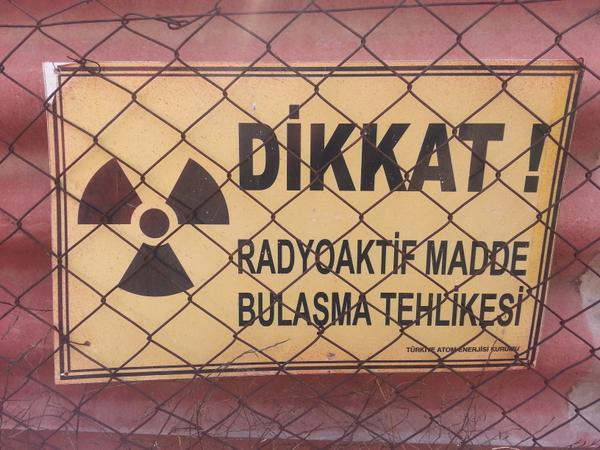 Savcı, 'İzmir'in Çernobili'nde delil bulamadı!