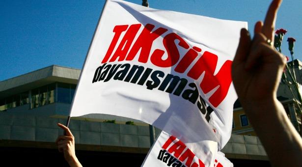 """Taksim Dayanışması: """"Taksim Meydanı ve Gezi Parkı  tüm dünyanın koruması altındadır"""""""