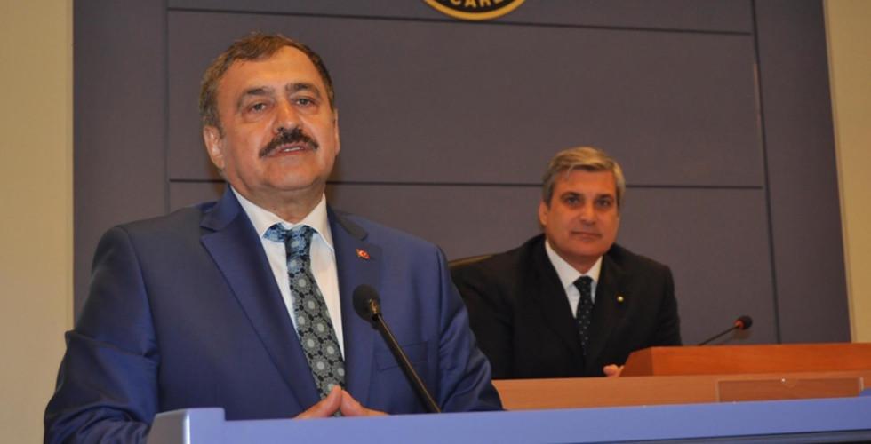 Orman Bakanı, Orman bütünlüğüne karşı: Ormanlar emrinizde!