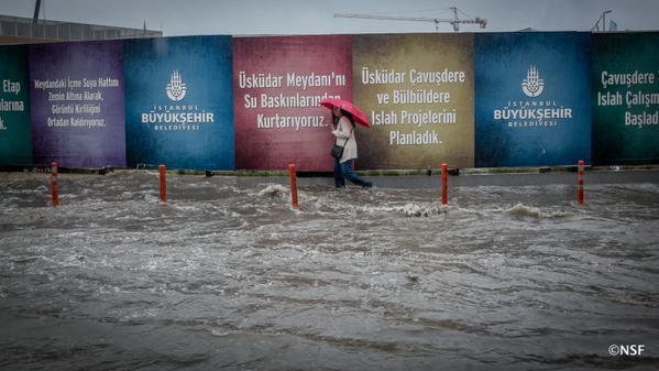 Türkiye'yi sel, kuraklık ve sıcak hava dalgası bekliyor