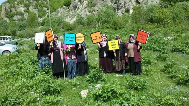 """Artvin Yusufeli halkı: """"Sabrımız sınanmasın!"""""""