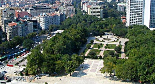 2015 kent simgesi ödülü Gezi Parkı'nın