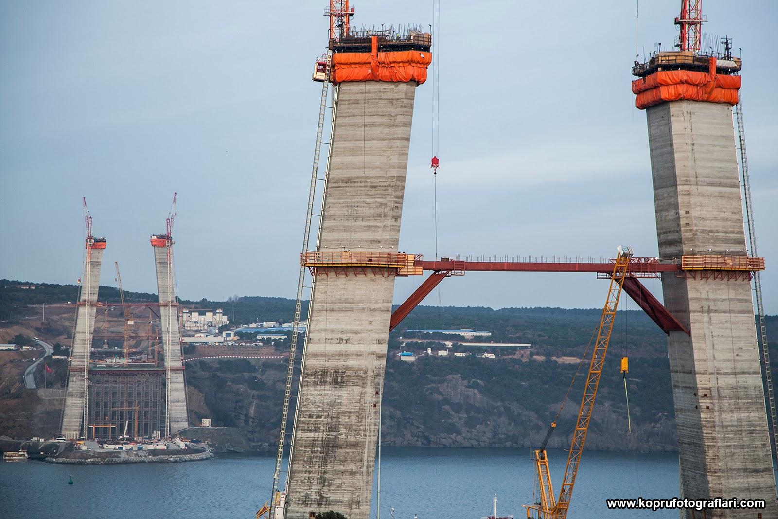 'Köprü'den önceki son çıkış: Mega Projeleri Durdurun!