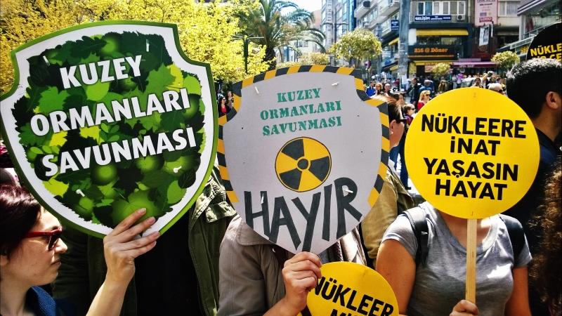 Nükleer enerji konusunda partilerin tavrı