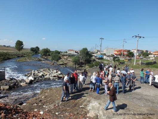 Marmara'ya günde 2,5 milyon ton atık boşaltıyoruz!