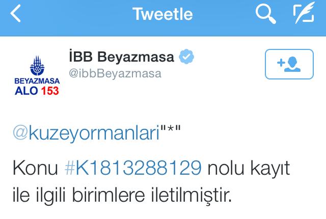 """İBB Bahçeköy'de kestiği asırlık çınarları """"ilgili birimlere"""" soracakmış."""