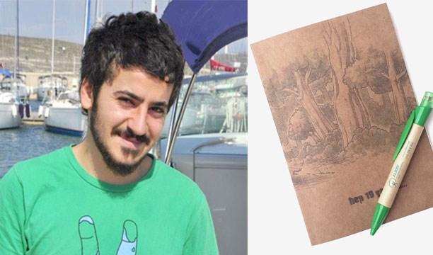Her kalem Ali İsmail'in hayallerini yeşertiyor