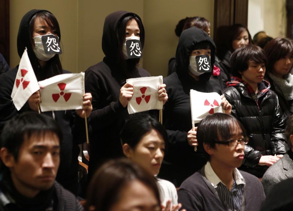 Japonya'da 5 nükleer reaktörün kapısına kilit vuruldu