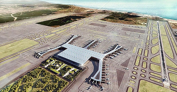 Üçüncü havalimanı bilirkişisine itiraz: Onlar taraf…