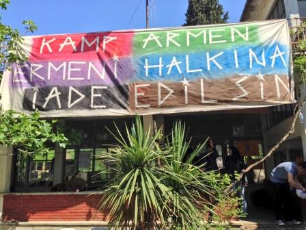 Kamp Armen'de son durum: Yetim hakkından siyasi rant çıkarma ve yalan haber furyası