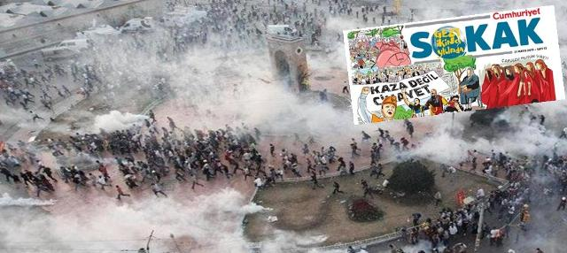 Sokak'ın gündemi Gezi: Artık hiçbir şey eskisi gibi değil