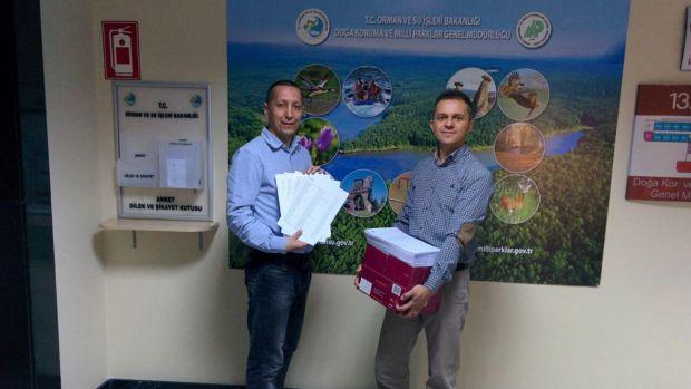 15 ayı, 109 yaban keçisi ve 4 çengel boynuzlu dağ keçisini kurtarmak için 81 bin imza