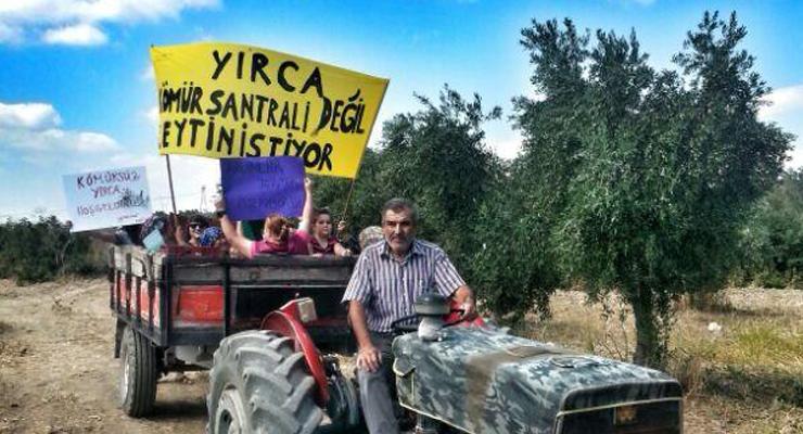 Kolin'in Yırca'daki santral projesine geç gelen ÇED iptali