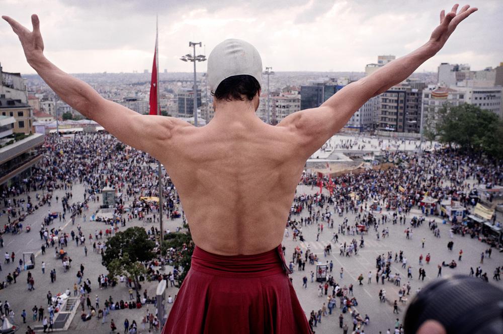 Taksim Dayanışması'ndan Gezi açıklaması: Aklınızdan Dahi Geçirmeyin!
