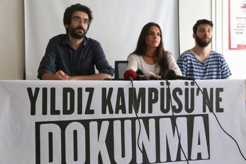 Erdoğan'a 'Yıldız Kampüsü'ne dokunma' uyarısı!