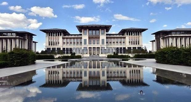 Danıştay noktayı koydu: Ak Saray'ın inşa edildiği alanı yapılaşmaya açan karar iptal