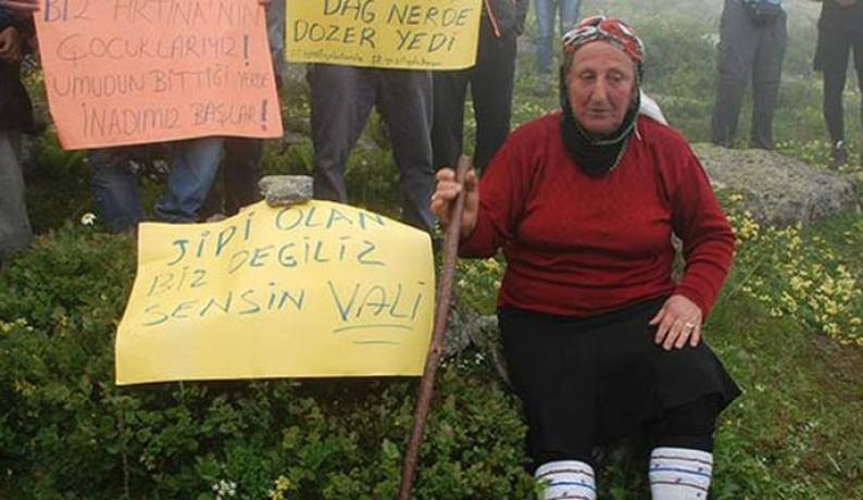 HDP Cerattepe ve Yeşil Yol'u Meclis'e taşıdı