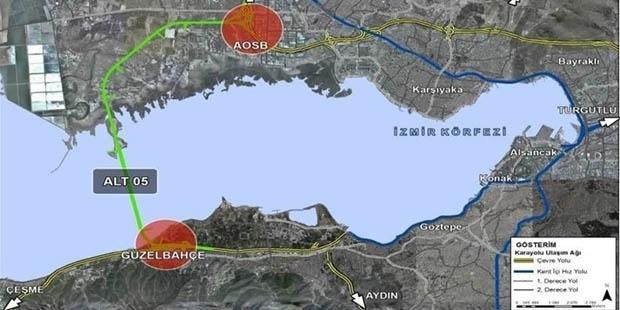 'İzmir Körfez Geçiş Projesi, mali israfa ve doğa katliamına zemindir'