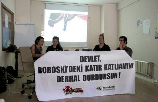 Roboski'de Katır Katliamına Derhal Son Verin