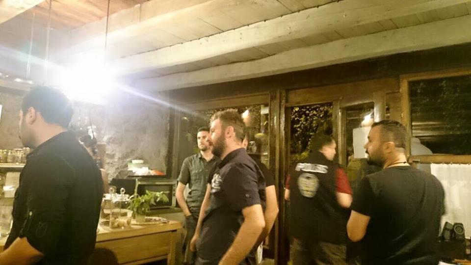 Rize'de Yeşil Yol'a karşı çıkanların işyerlerine gece baskını