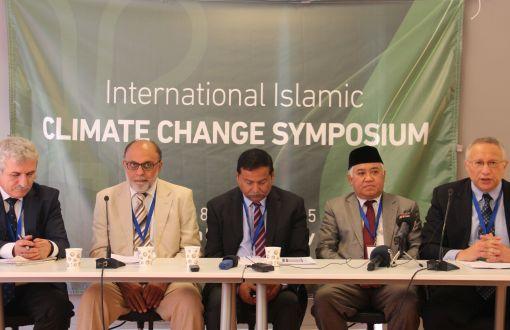 İslami Liderlerden İklim Değişikliği İçin Çağrı: Fosil Yakıtlardan Vazgeçin