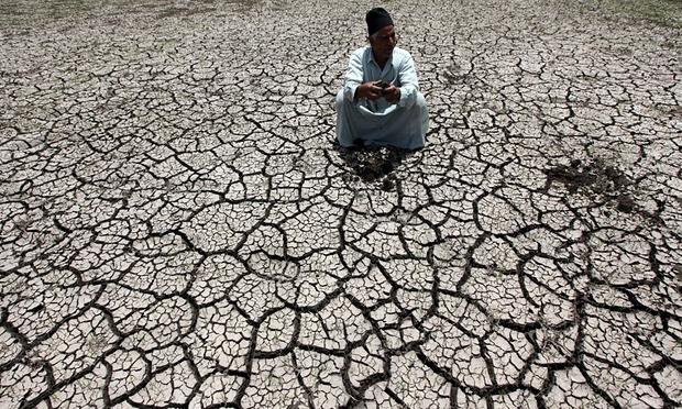 """""""Bir çölde uyandık""""- Su krizi Mısır'ı etkisi altına aldı"""