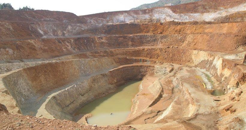 10 yılda 43 bin maden ve taşocağı ruhsatı verildi