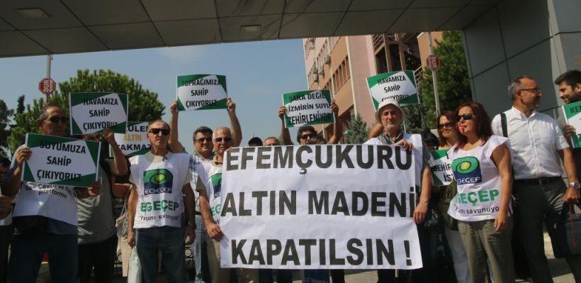 İzmir'in suyu zehirleniyor