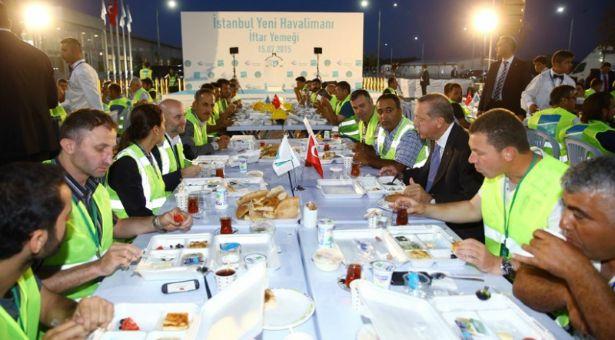 Recep Tayyip Erdoğan'ın 3. havalimanı işçilerine söz verdiği ikramiye yalan oldu!