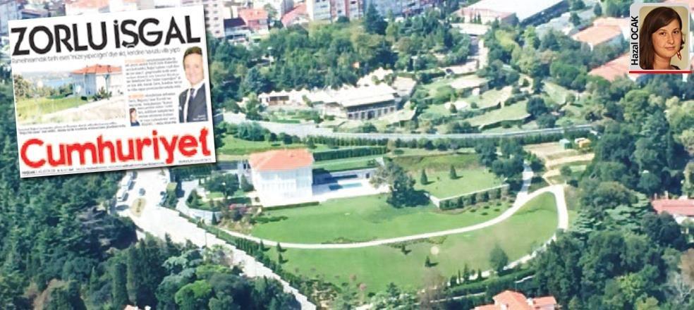 Zorlu'nun 'havuzlu villa tipi müze'sinde keşif yapıldı